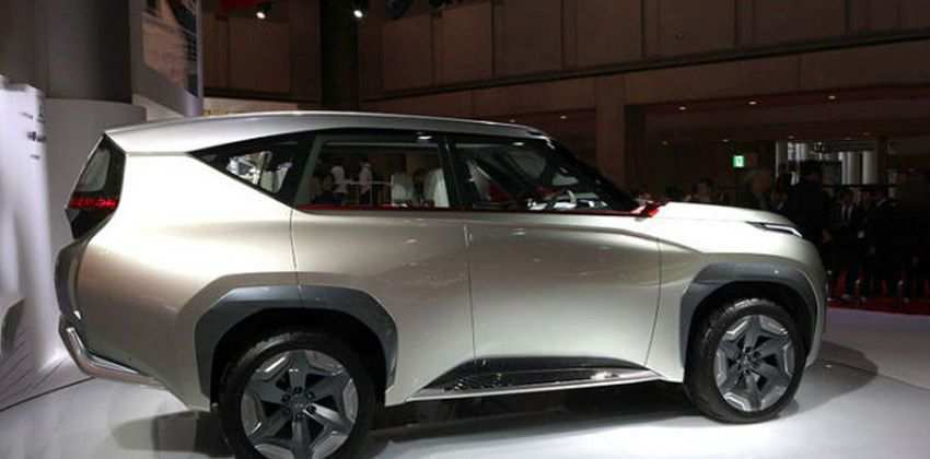 11 All New 2020 All Mitsubishi Pajero 2020 Redesign with 2020 All Mitsubishi Pajero 2020
