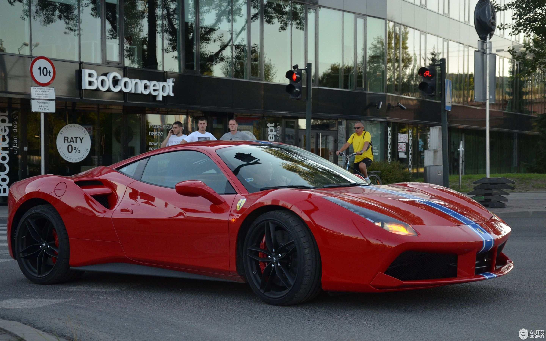 11 All New 2020 Ferrari 488 GTB Performance for 2020 Ferrari 488 GTB