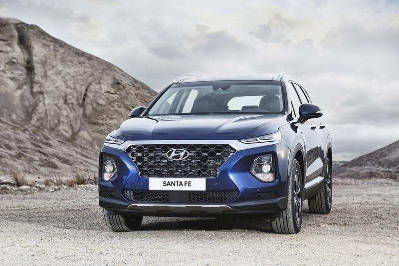 11 All New 2020 Hyundai Santa Fe Redesign by 2020 Hyundai Santa Fe