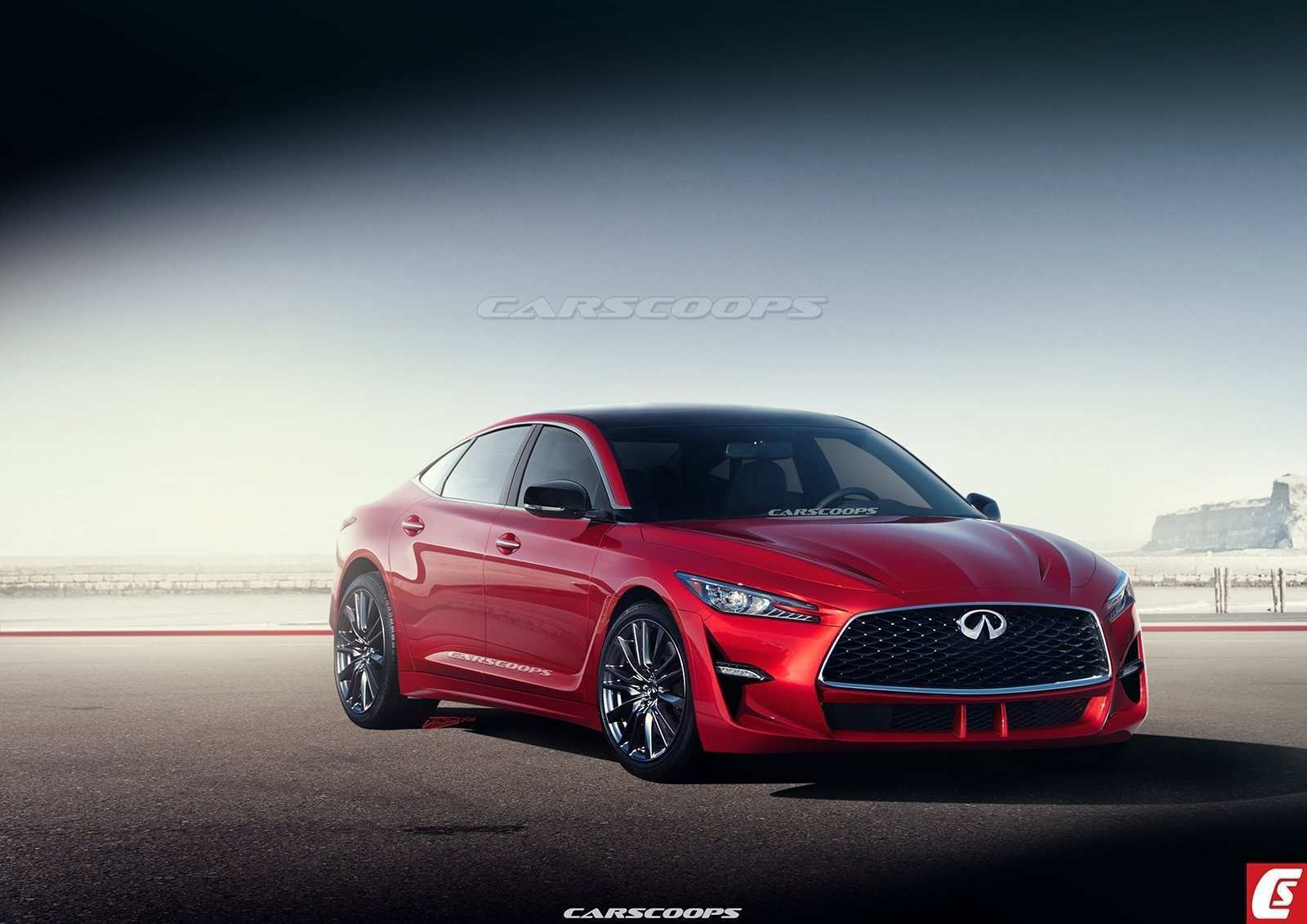 11 All New 2020 Infiniti QX50 Wallpaper with 2020 Infiniti QX50