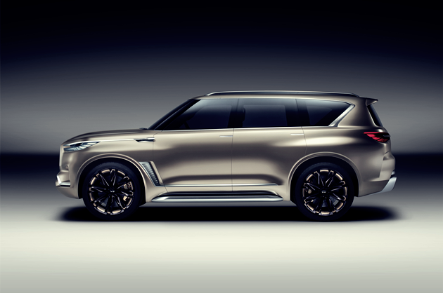 11 All New 2020 Infiniti Qx80 Suv Pricing for 2020 Infiniti Qx80 Suv