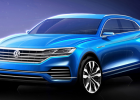 11 All New Volkswagen 2020 Touareg Exterior New Review by Volkswagen 2020 Touareg Exterior