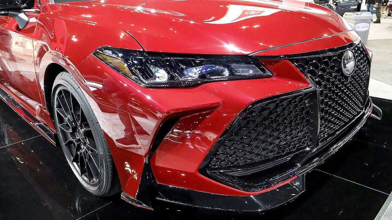 11 Best Review 2020 Toyota Avalon Exterior for 2020 Toyota Avalon