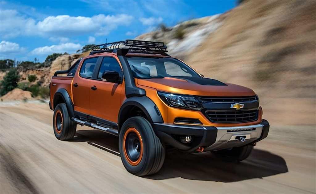 11 Concept of 2020 Chevrolet Colorado Z72 Specs by 2020 Chevrolet Colorado Z72
