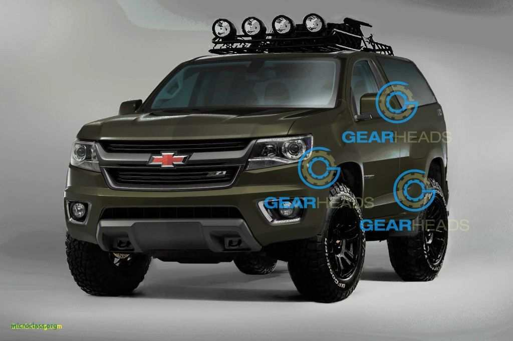 11 Concept of 2020 Chevy Blazer K 5 Redesign and Concept by 2020 Chevy Blazer K 5