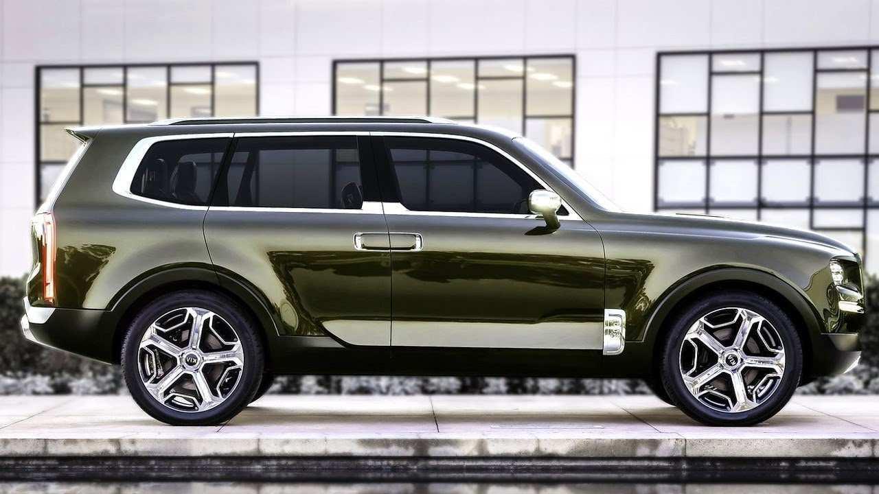 11 Concept of 2020 Kia Telluride Exterior Picture with 2020 Kia Telluride Exterior
