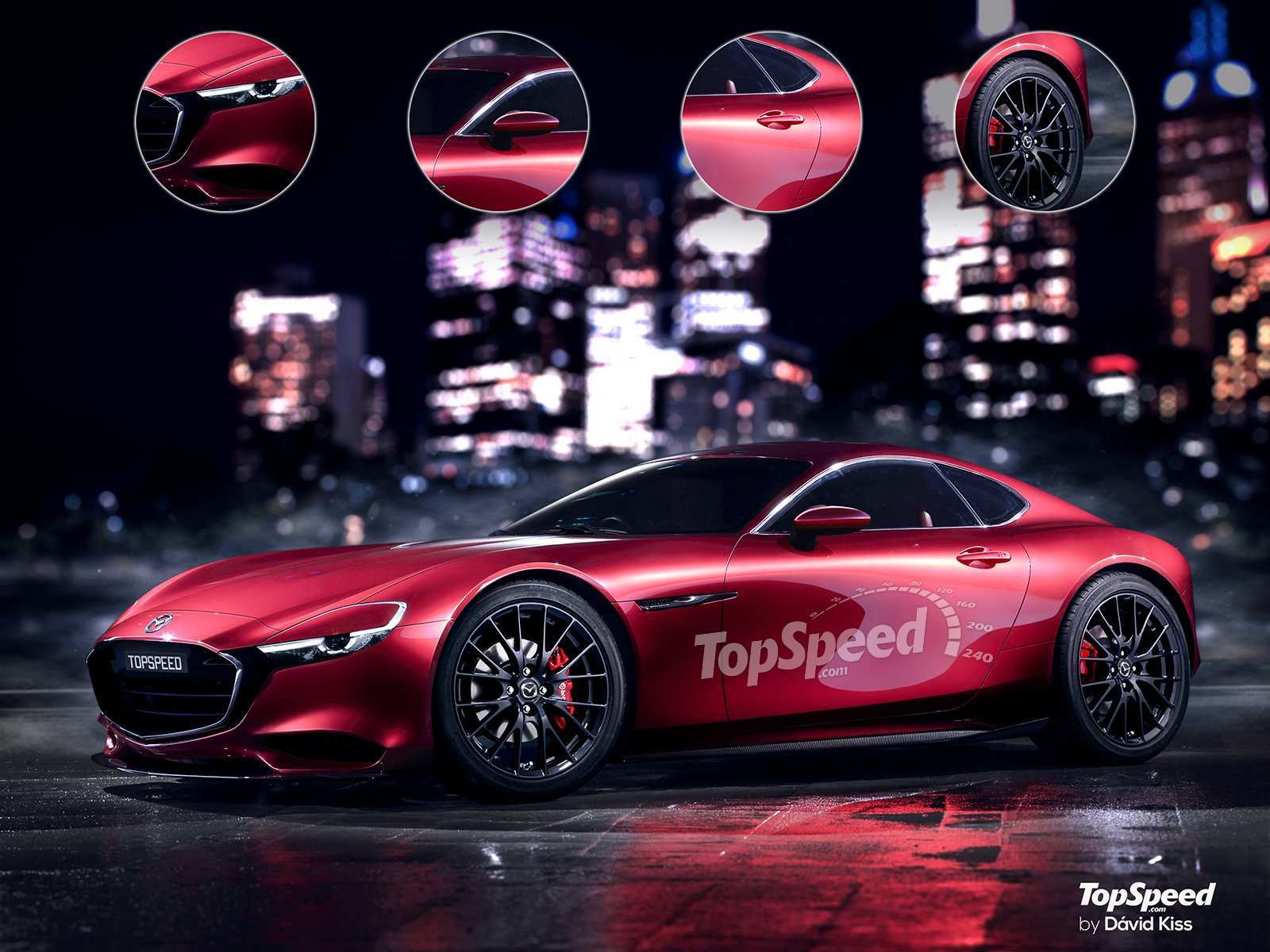 11 Concept of 2020 Mazda RX7 Interior for 2020 Mazda RX7
