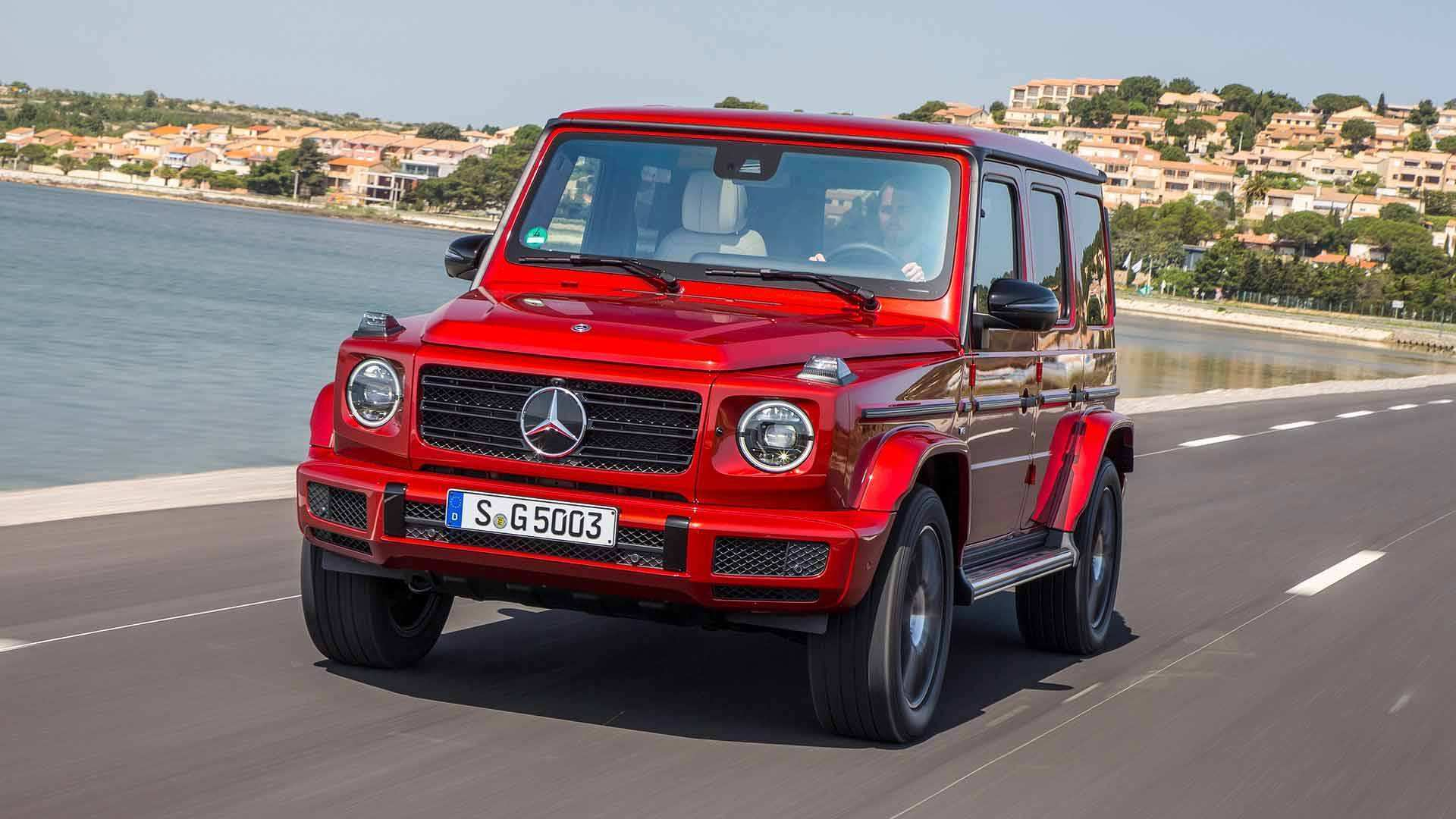 11 Concept of Mercedes 2020 G550 Release for Mercedes 2020 G550