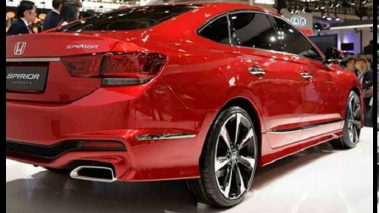11 Gallery of 2020 Honda Accord Spirior Price and Review with 2020 Honda Accord Spirior