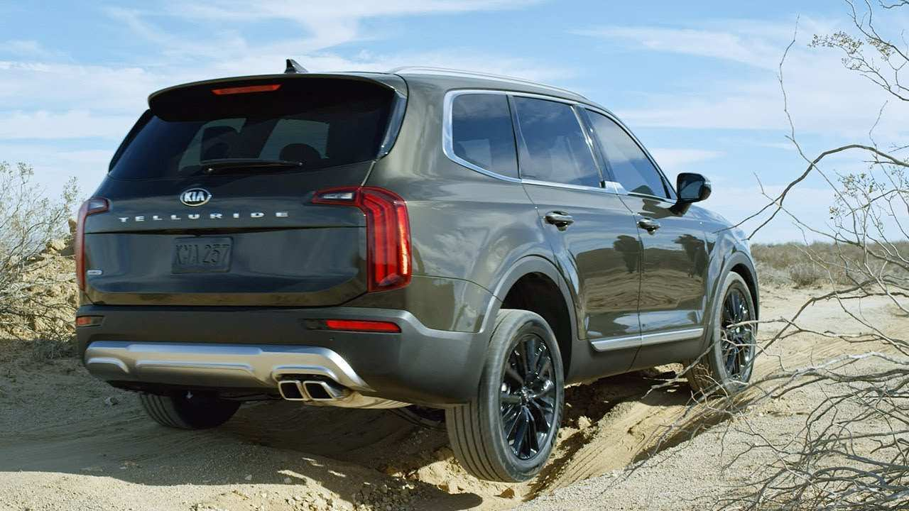 11 Gallery of 2020 Kia Telluride Exterior Prices for 2020 Kia Telluride Exterior