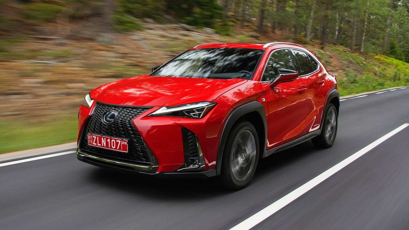 11 Gallery of 2020 Lexus Ux Exterior New Concept with 2020 Lexus Ux Exterior