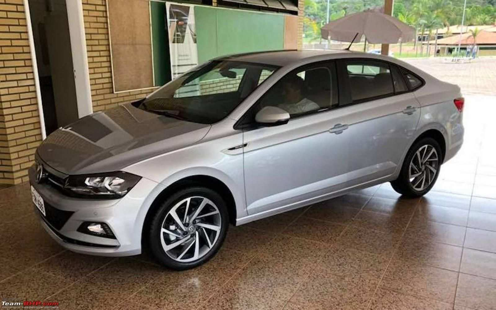 11 Great VW Vento 2020 Redesign by VW Vento 2020
