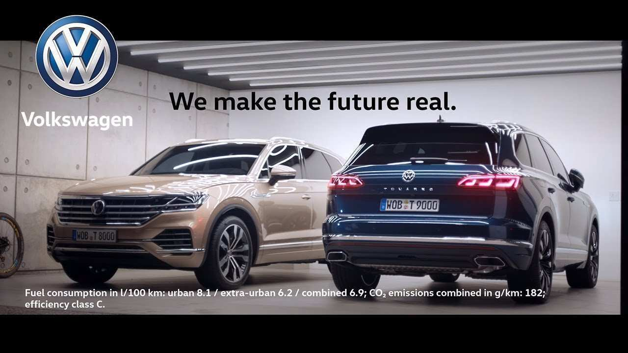 11 Great Volkswagen Touareg 2020 Exterior In India Rumors by Volkswagen Touareg 2020 Exterior In India