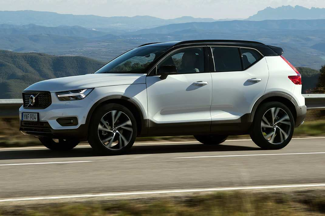 11 New 2020 Volvo Xc40 Gas Mileage Redesign and Concept with 2020 Volvo Xc40 Gas Mileage