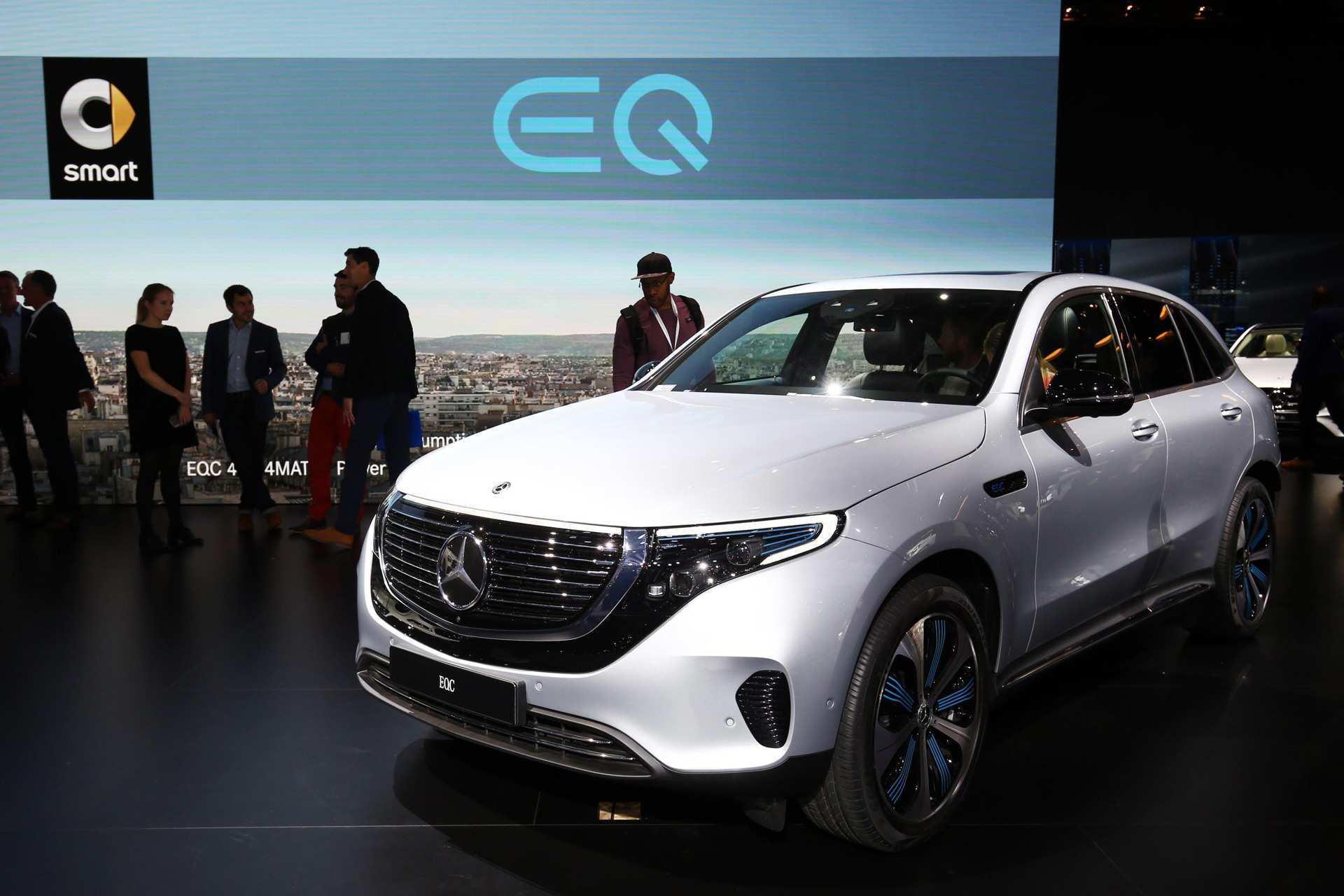 11 New Mercedes Benz Eqc 2020 Configurations by Mercedes Benz Eqc 2020