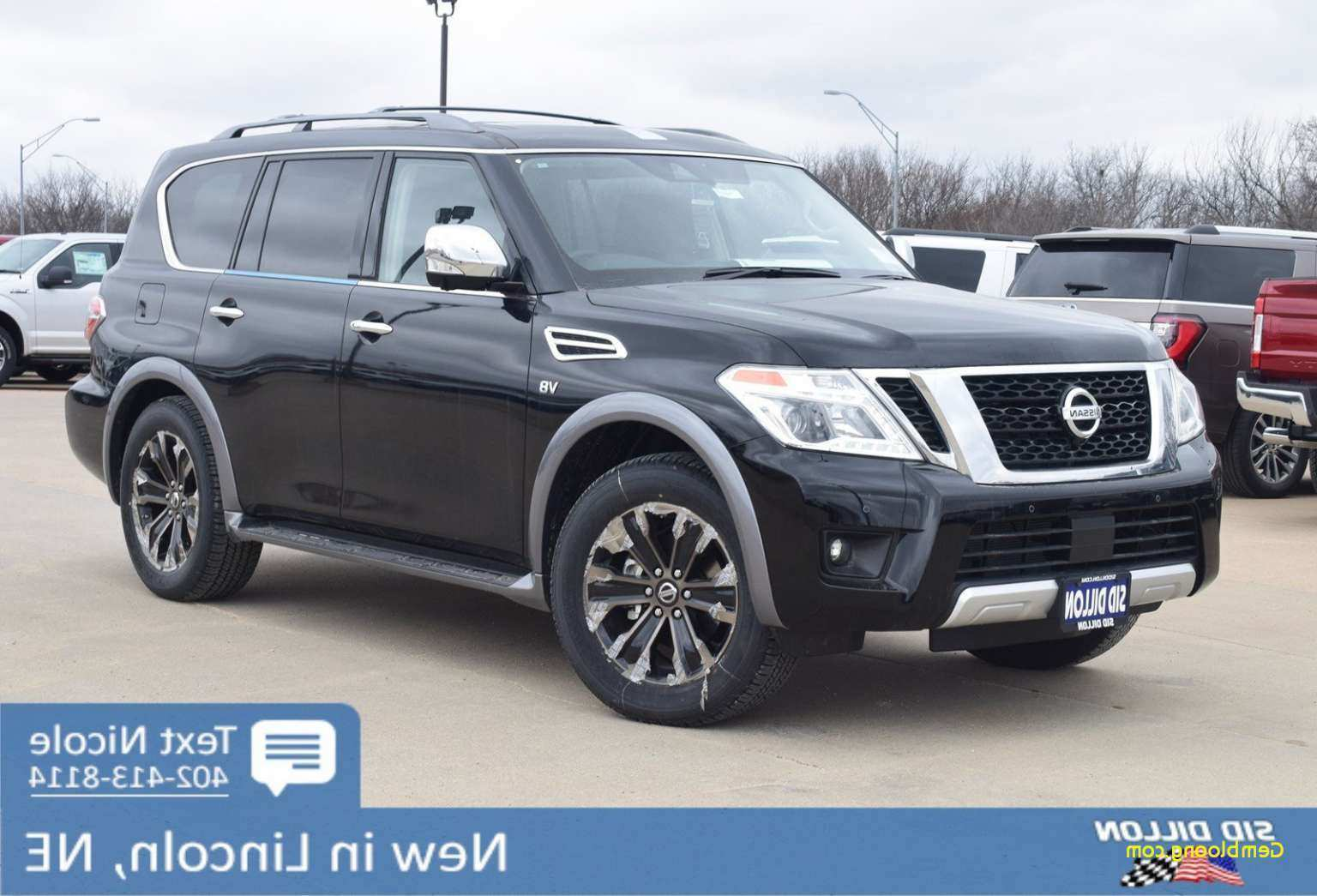 11 New New Nissan Patrol 2020 Overview for New Nissan Patrol 2020