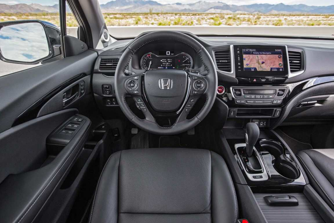 11 The 2020 Honda Ridgeline Type R Spesification with 2020 Honda Ridgeline Type R