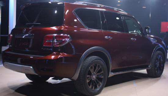 11 The 2020 Nissan Armada Images by 2020 Nissan Armada