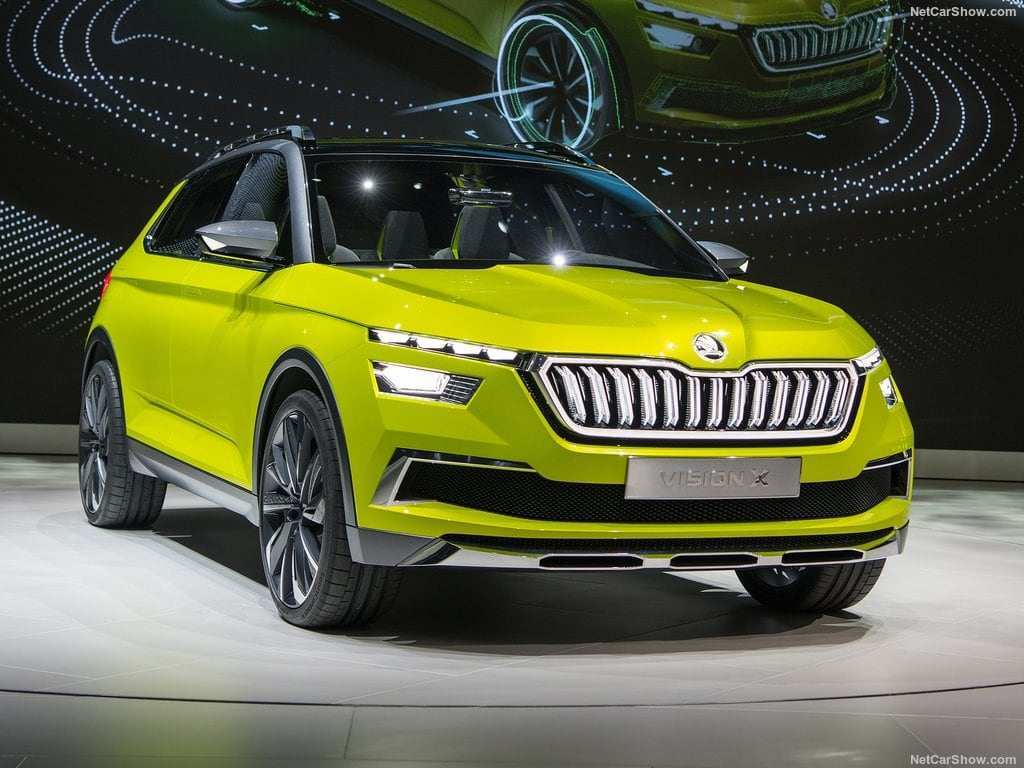 2020 Skoda Octavia India Egypt Photos
