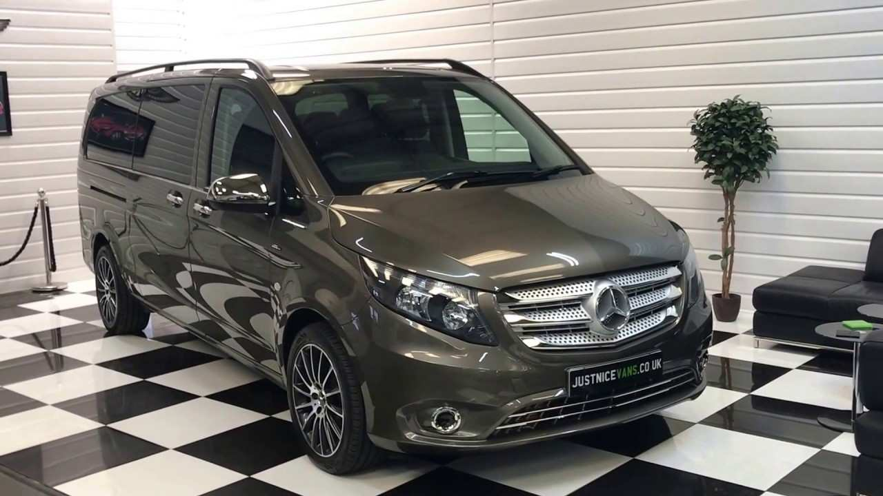 11 The Mercedes Vito 2020 Concept by Mercedes Vito 2020