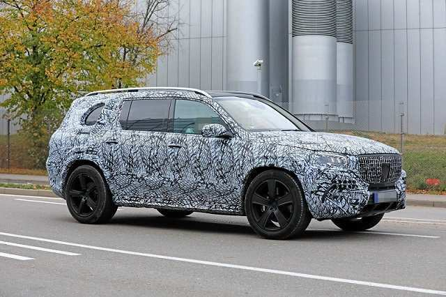 12 All New Mercedes Maybach Gls 2020 Redesign by Mercedes Maybach Gls 2020