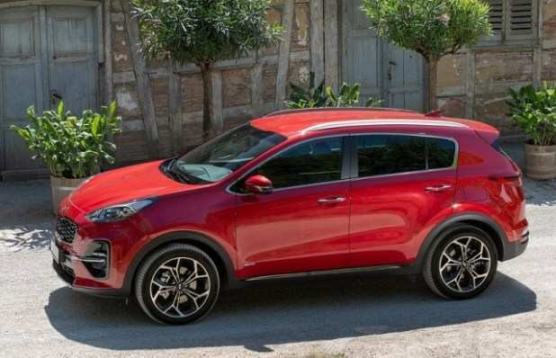 12 Best Review 2020 KIA SportageSpy Shots History for 2020 KIA SportageSpy Shots