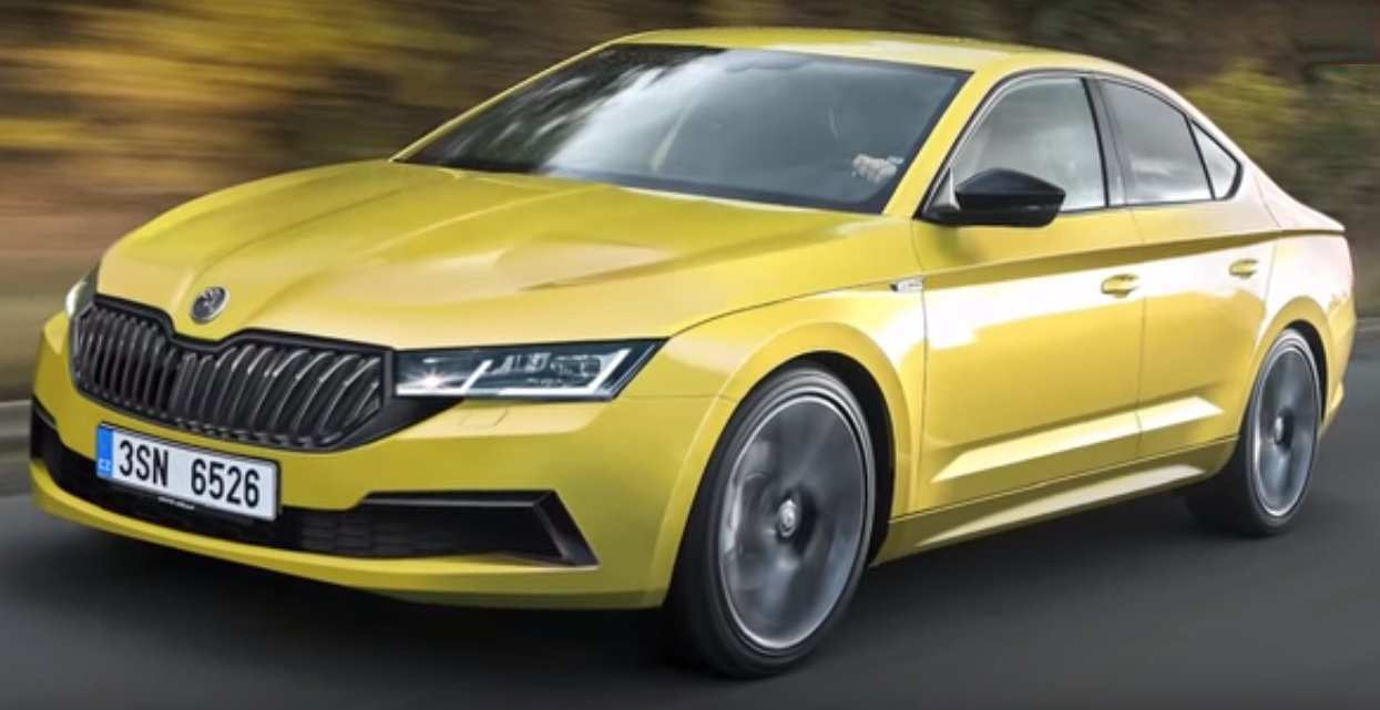 12 Best Review 2020 Skoda Superb Rumors by 2020 Skoda Superb