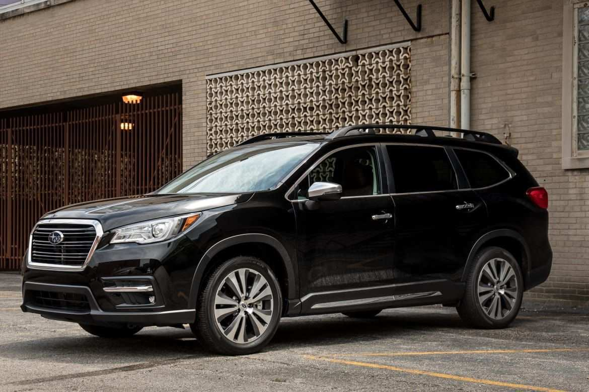 12 Best Review 2020 Subaru Ascent Exterior Performance by 2020 Subaru Ascent Exterior