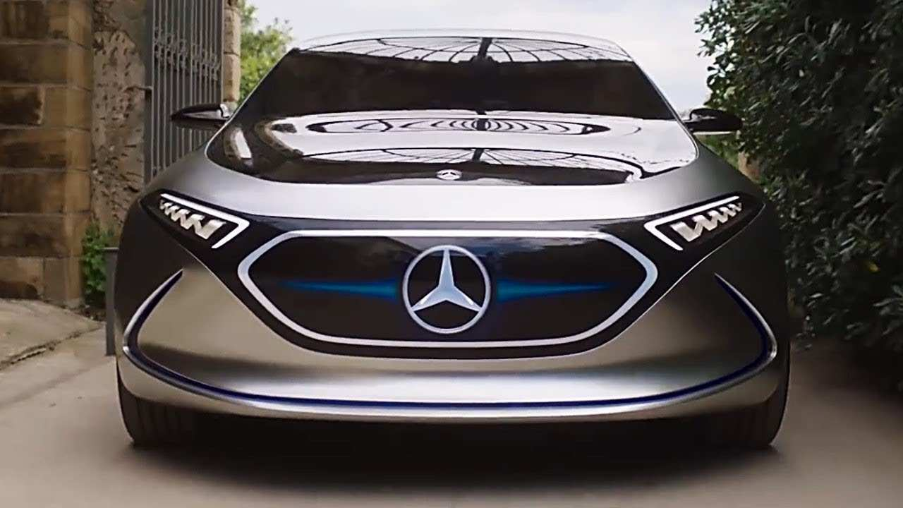 12 Best Review Mercedes 2020 Electric Car Release for Mercedes 2020 Electric Car