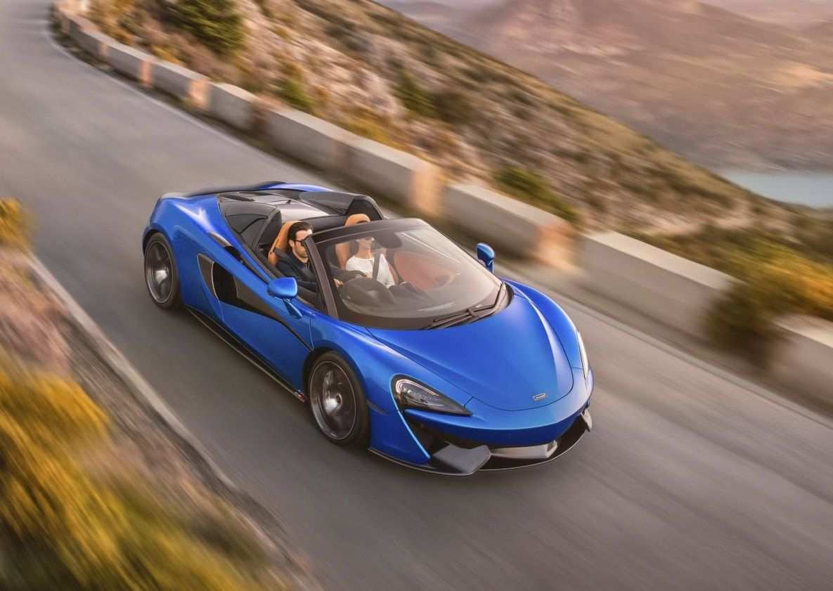12 Concept of 2020 McLaren 570S Coupe History for 2020 McLaren 570S Coupe