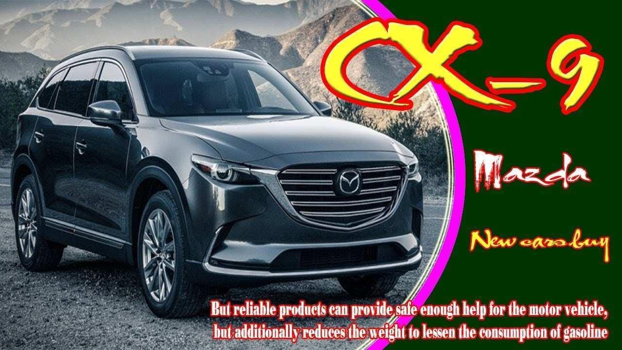 12 Concept of Mazda Cx 9 2020 New Concept Release with Mazda Cx 9 2020 New Concept