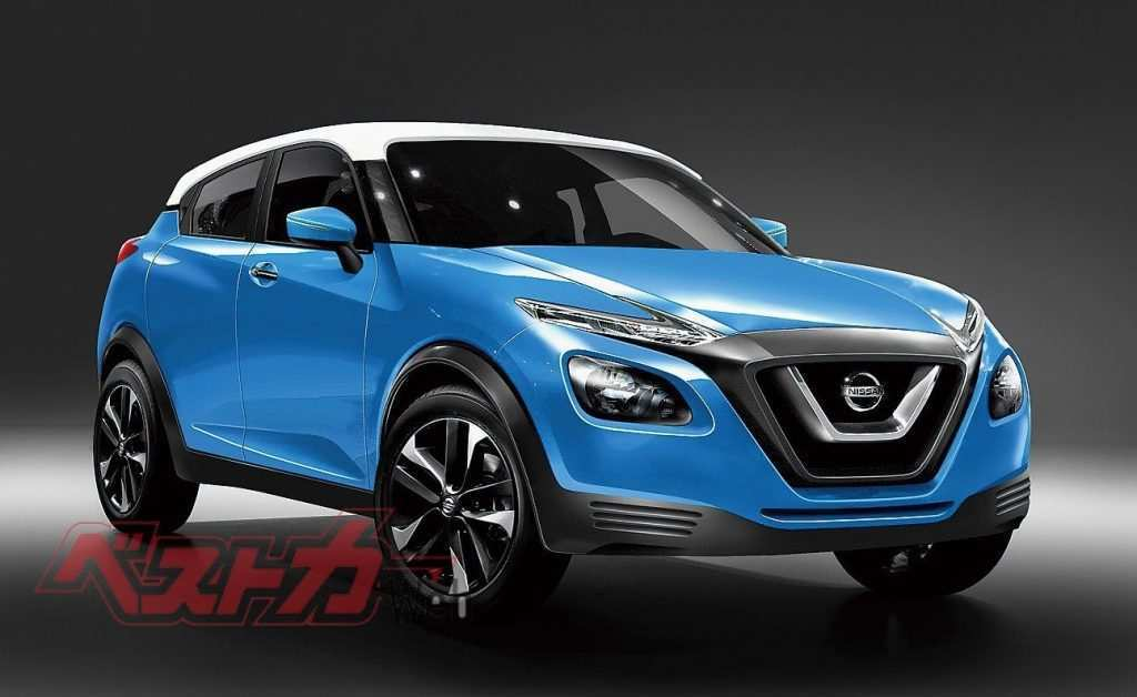 12 Concept of Nissan Juke 2020 Picture for Nissan Juke 2020