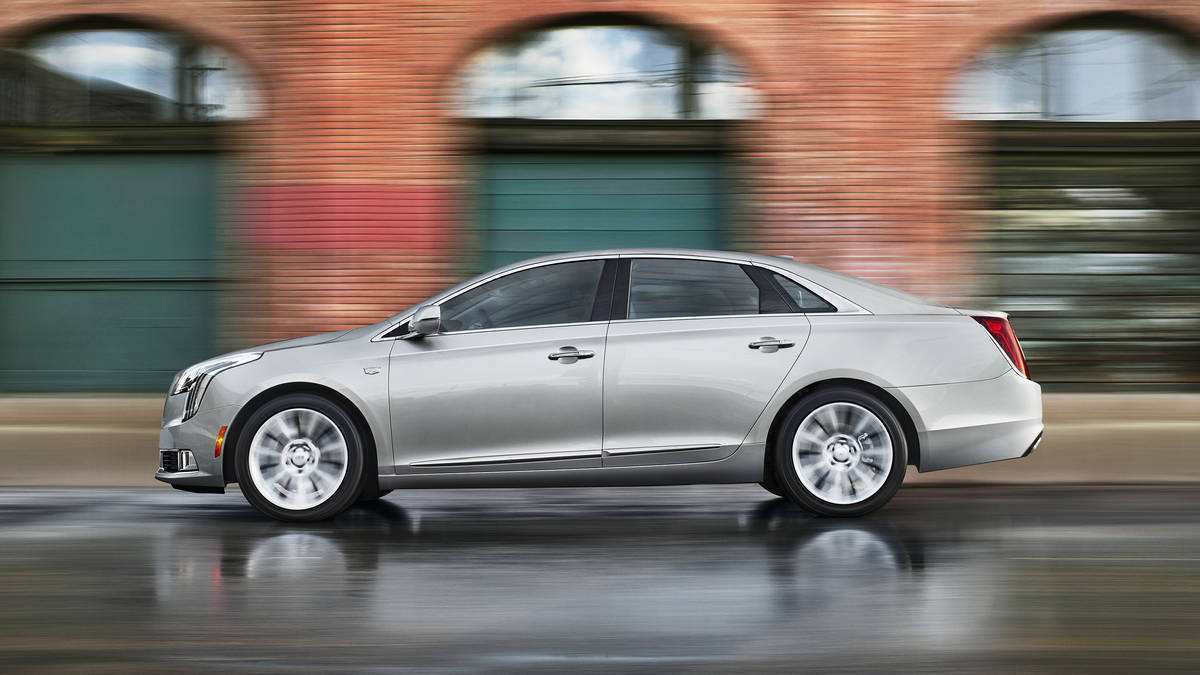 12 Gallery of 2020 Candillac Xts Overview by 2020 Candillac Xts