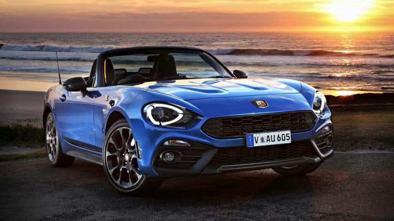 12 Gallery of 2020 Fiat Spider Redesign with 2020 Fiat Spider