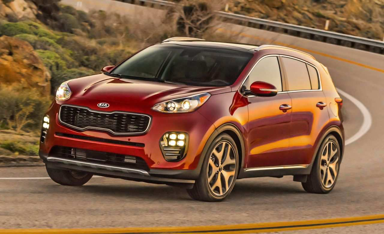 12 Gallery of Kia Sportage 2020 Dimensions Review by Kia Sportage 2020 Dimensions