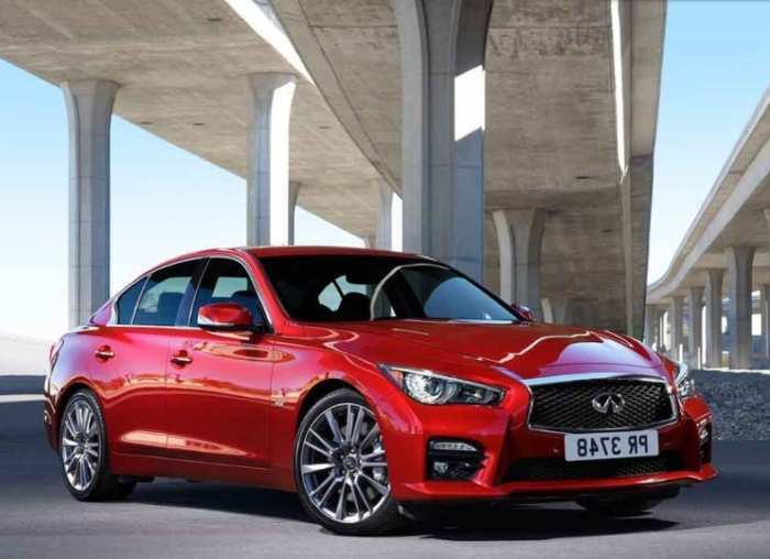 12 Great 2020 Infiniti Red Sport Spesification with 2020 Infiniti Red Sport