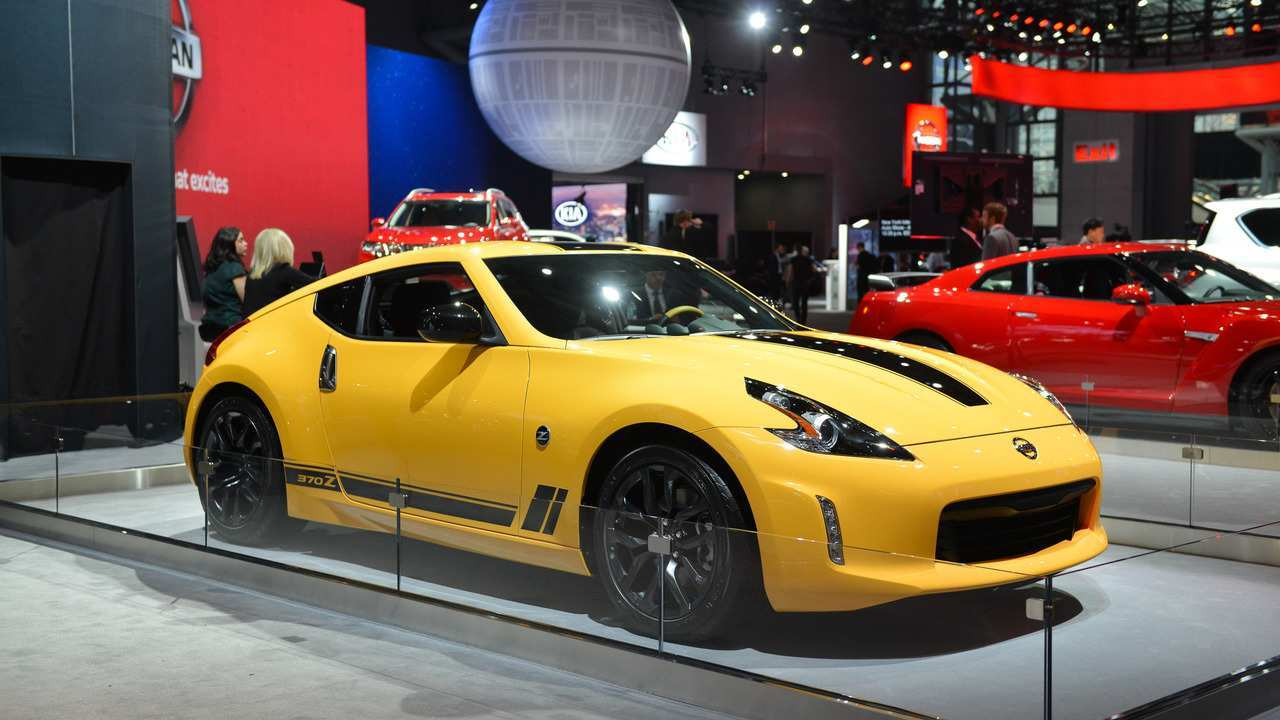 12 Great 2020 Nissan 370Z Heritage Edition New Review for 2020 Nissan 370Z Heritage Edition