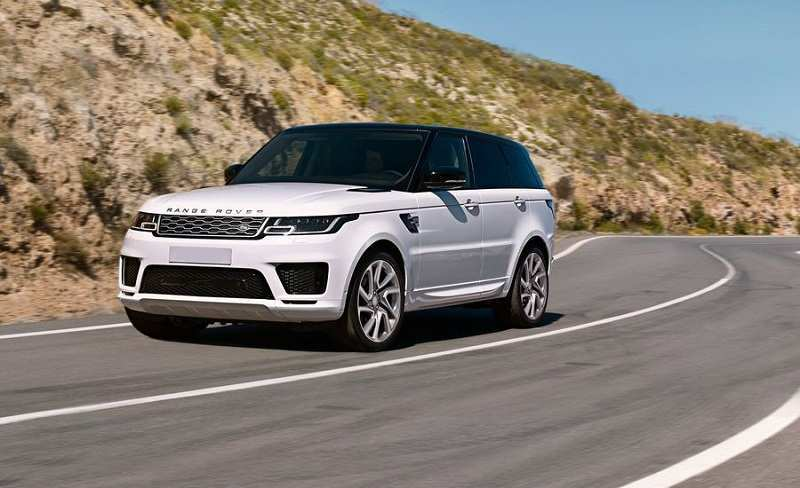 12 Great 2020 Range Rover Sport Redesign and Concept for 2020 Range Rover Sport