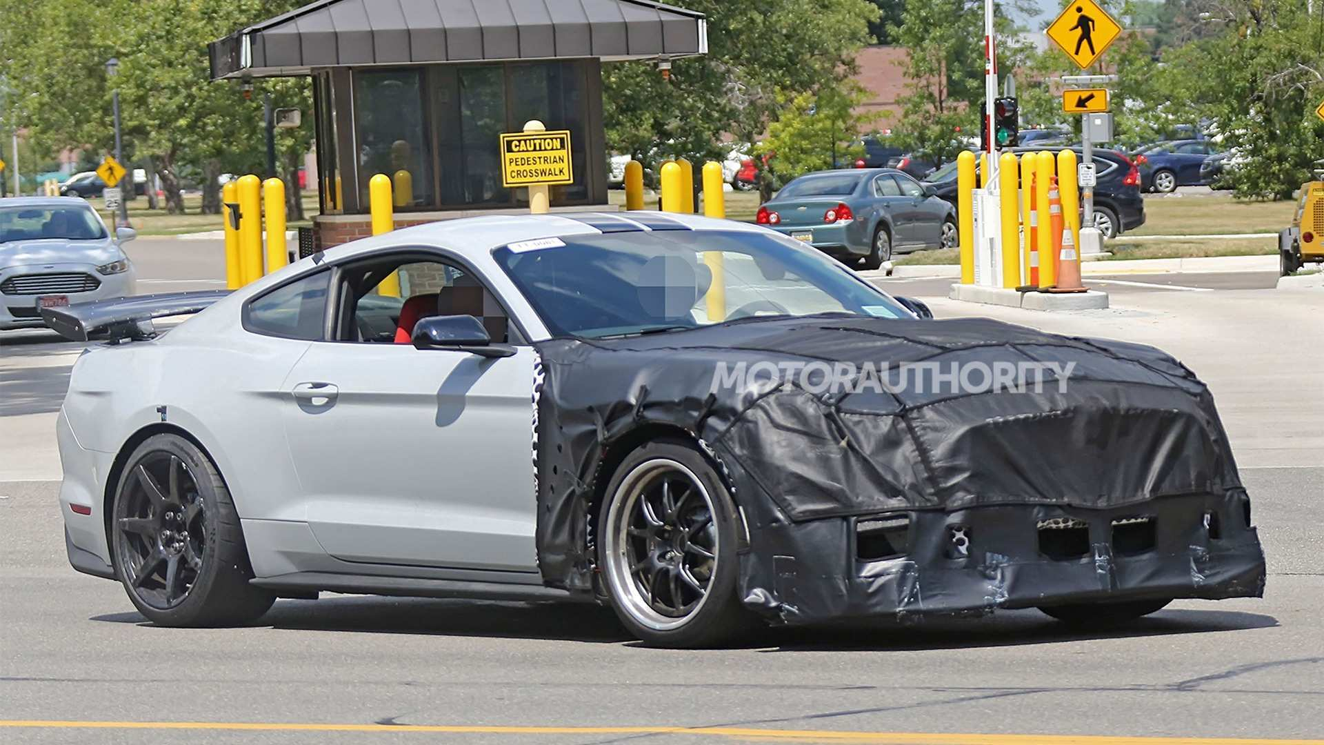 12 Great 2020 The Spy Shots Ford Mustang Svt Gt 500 Exterior and Interior with 2020 The Spy Shots Ford Mustang Svt Gt 500