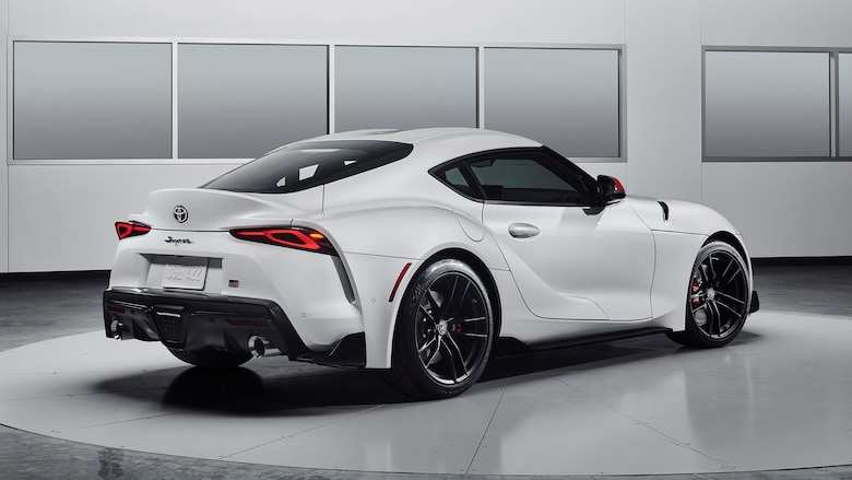 12 Great 2020 Toyota Supra Style by 2020 Toyota Supra