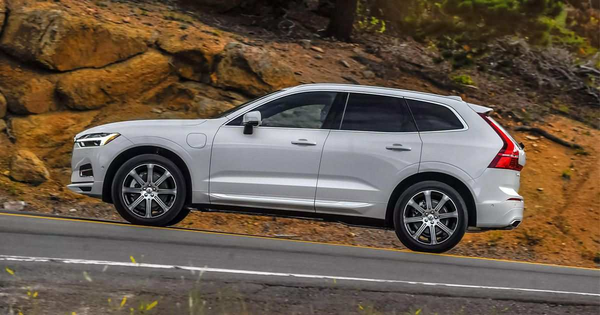 12 Great 2020 Volvo XC60 Picture with 2020 Volvo XC60