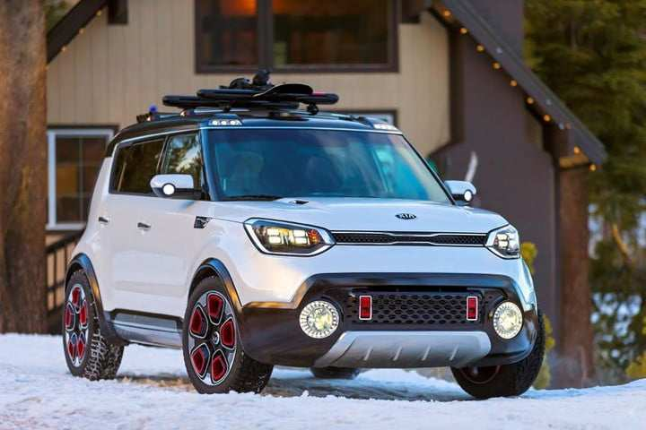 12 Great Kia Trailster 2020 Exterior with Kia Trailster 2020