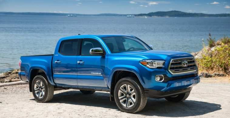 12 Great Pick Up Toyota 2020 Redesign by Pick Up Toyota 2020