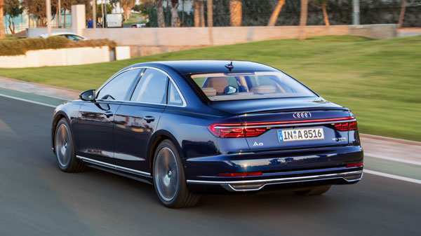 12 New 2020 Audi A8 Performance and New Engine by 2020 Audi A8