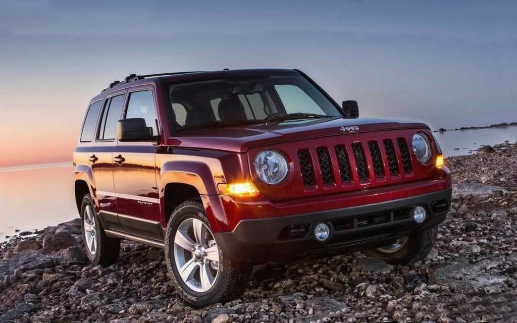 12 New 2020 Jeep Patriot Overview with 2020 Jeep Patriot