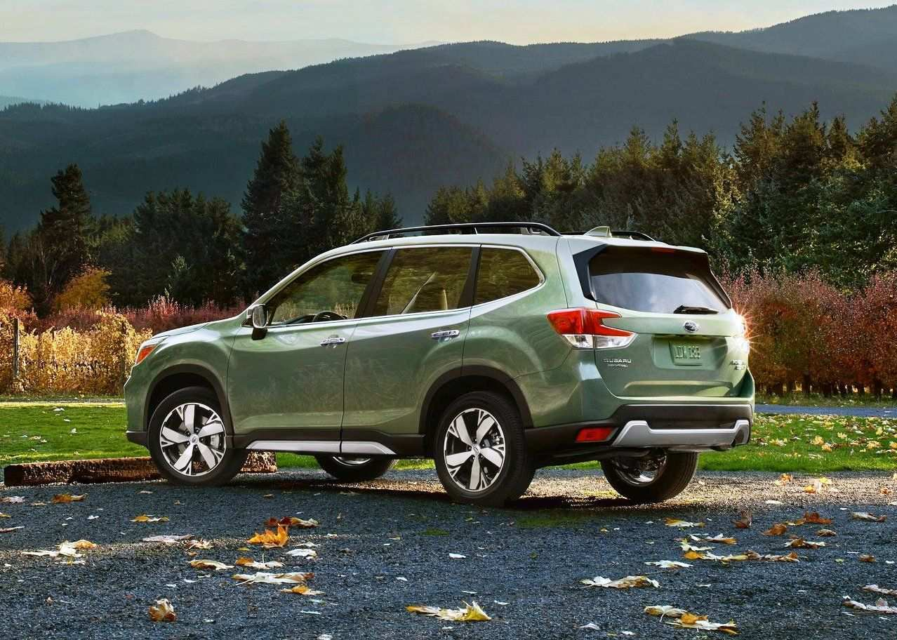 12 New 2020 Subaru Forester Length Spesification by 2020 Subaru Forester Length