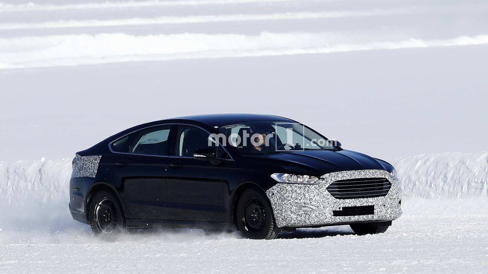 12 The 2020 Ford Mondeo Exterior for 2020 Ford Mondeo