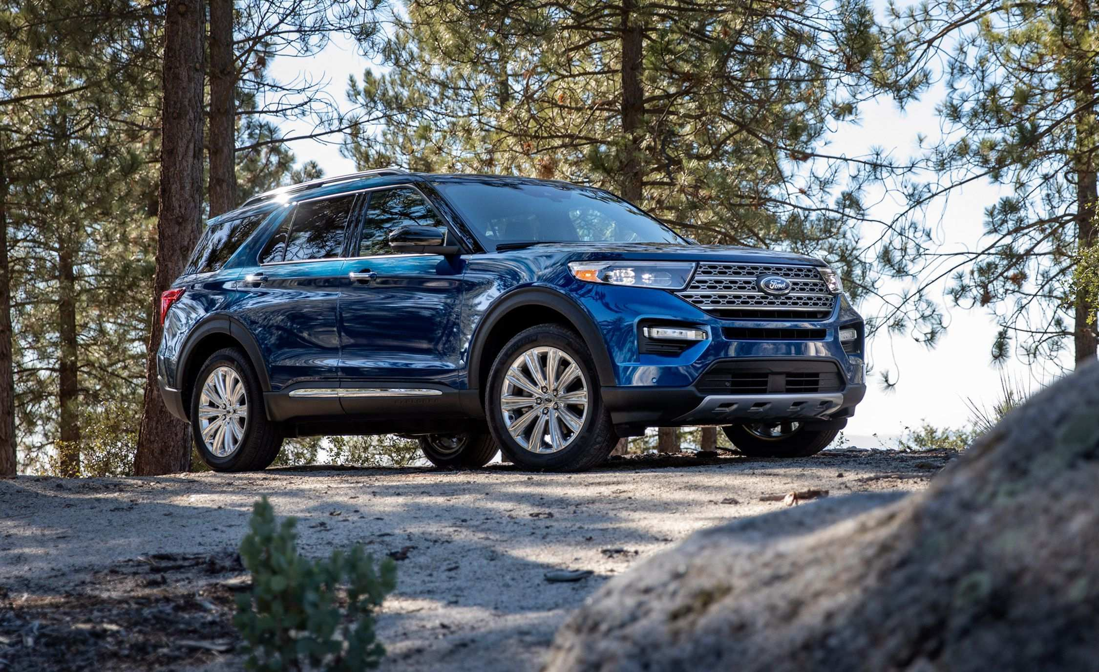 12 The 2020 The Ford Explorer History for 2020 The Ford Explorer
