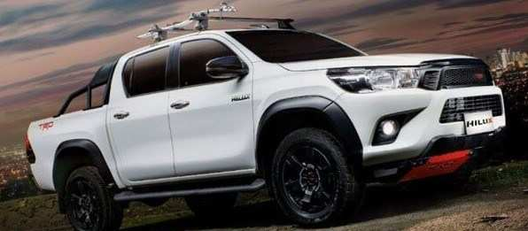 12 The 2020 Toyota Hilux Model with 2020 Toyota Hilux