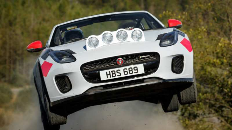12 The Jaguar National Rally 2020 Redesign for Jaguar National Rally 2020